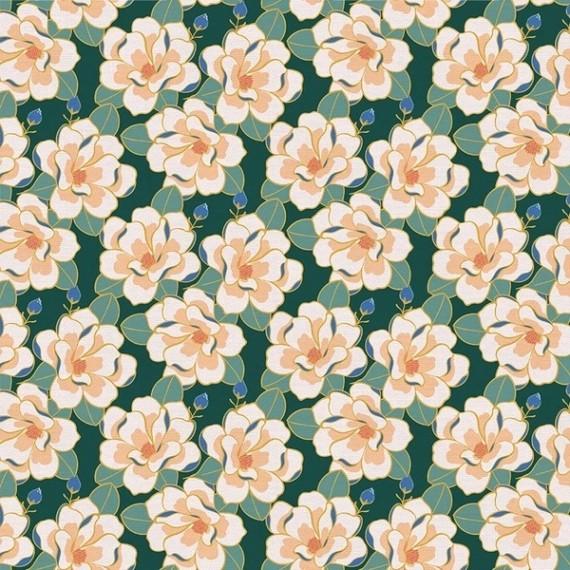 Magnolia Wonderland von Paintbrush Studio