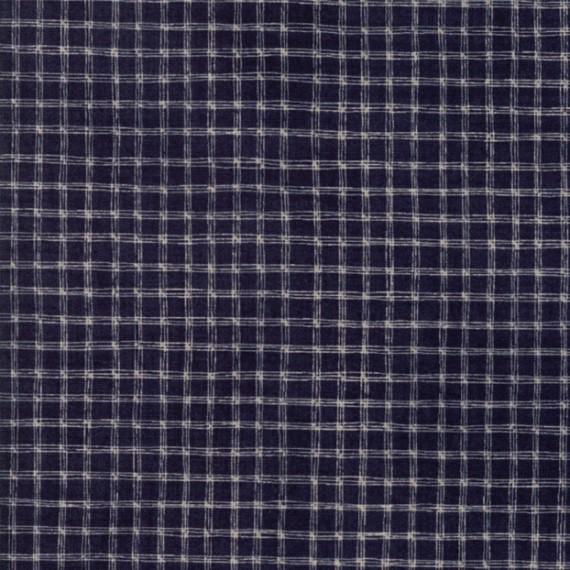 "Quarter 54cmx56cm - ""Rigging"" deep dark ocean - Ahoy me hearties - Moda Fabrics"