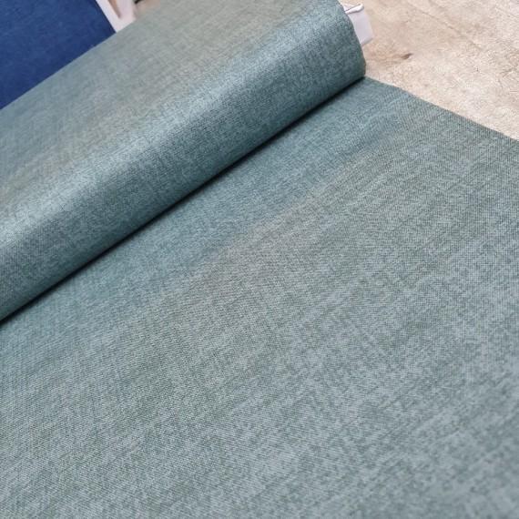 Makower - Linen Texture- smokey blue