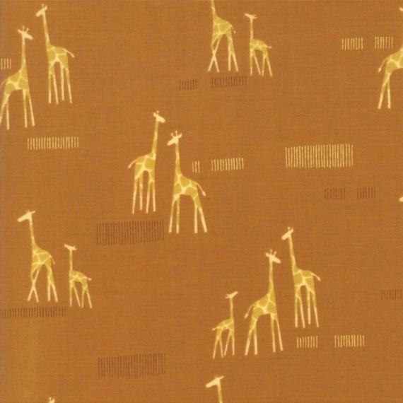 """Moda """"Safari Life"""" - Giraffe - amber"""