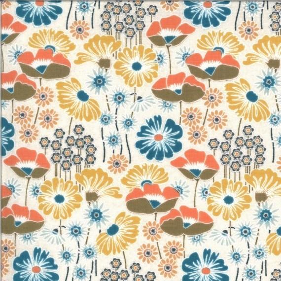 """Cortland"" - Roasted Marshmallow - Moda Fabrics"