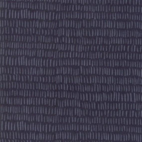 """Twilight"" dunkelgraublau - One Canoe Two - Moda Fabrics"