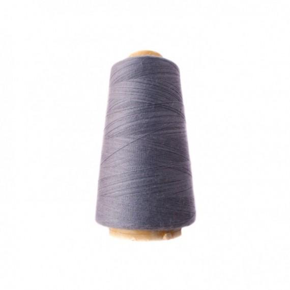 Overlock Garn - jeansblau
