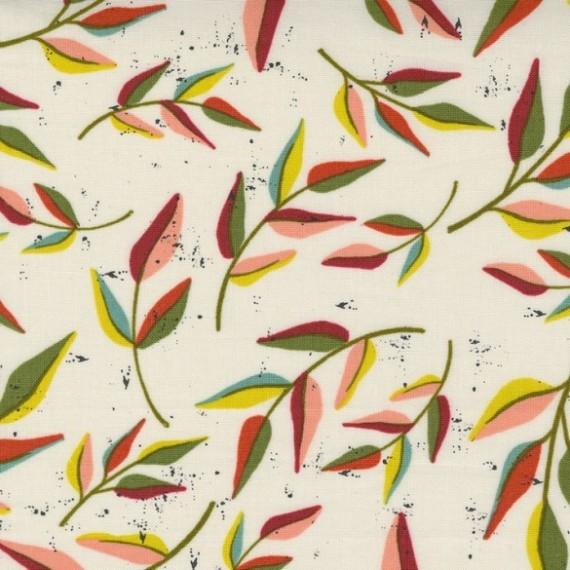 Leave dream, dove wing - Songbook - Moda Fabrics