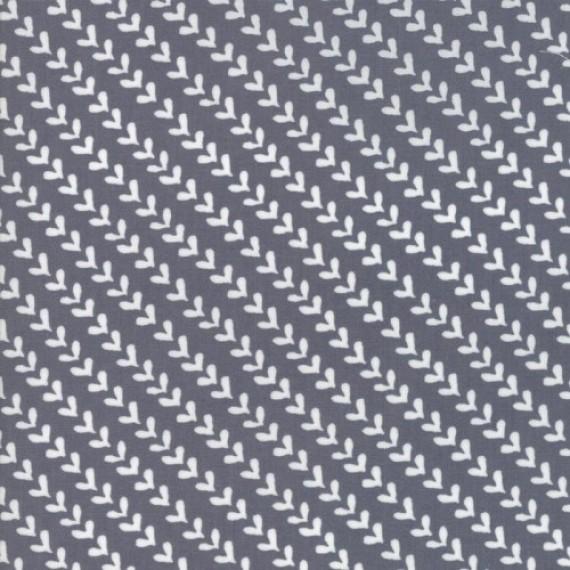 """Harmony"" blaugrau - Sweetwater - Moda Fabrics"