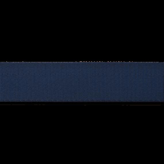 Dünnes Taschengurtband 25mm breit - dunkelblau