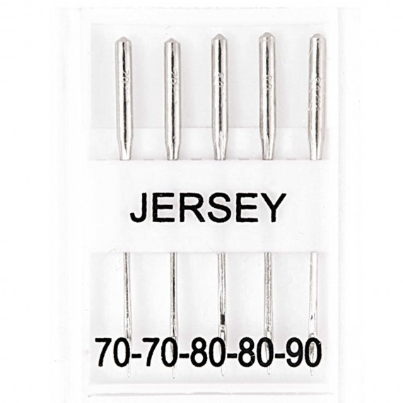 Nähmaschinennadeln Jersey
