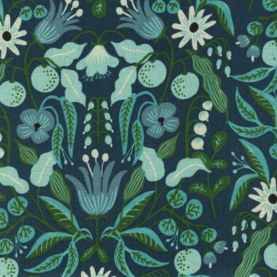 Cotton+Steel Canvas - Amalfi - Freja turquoise