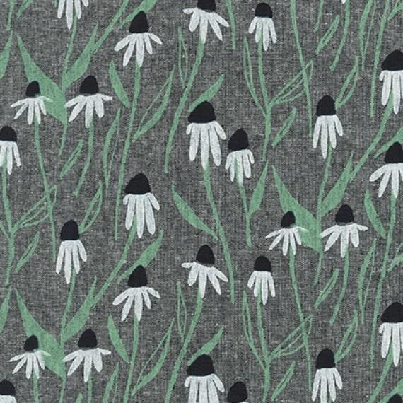 Coneflowers, black - Quarry Trail by Anna Graham