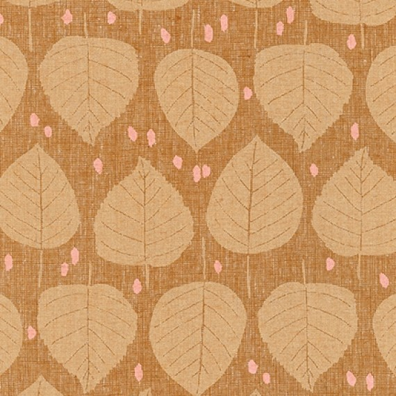 Leaves, pecan - Quarry Trail by Anna Graham