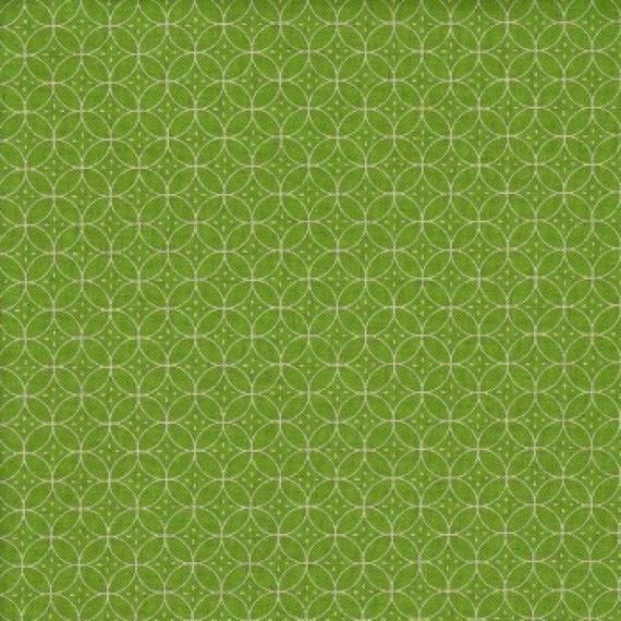 """Canvas """"Anton"""" grün mit Muster - Swafing"""