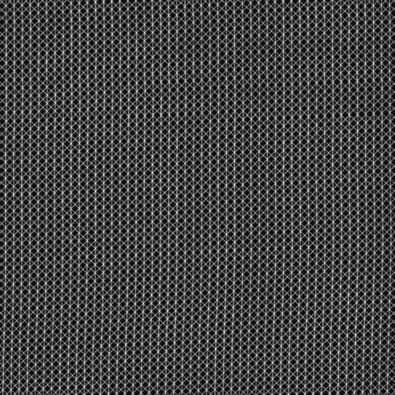 "Cotton and Steel - Basics - ""Netorious"" black cat"