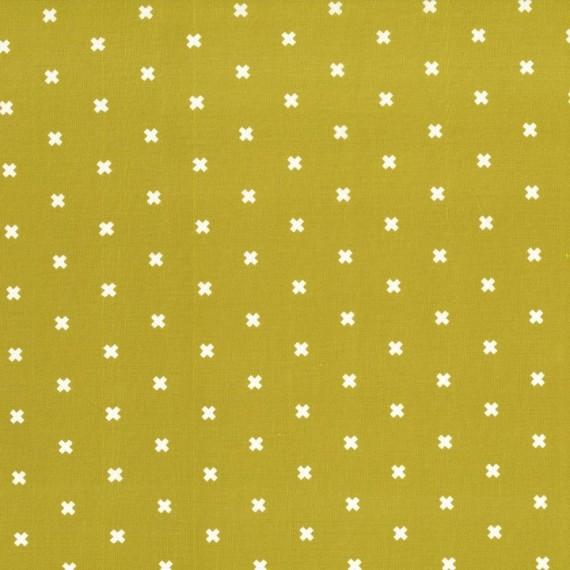 "Cotton and Steel - Basics - ""Xoxo"" shag carpet"