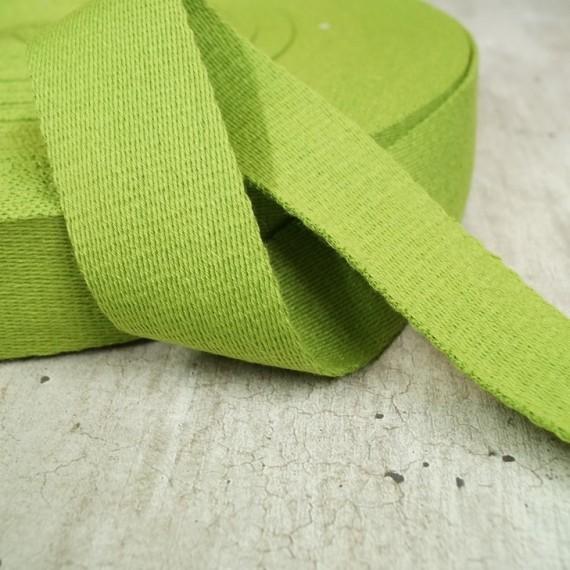Gurtband 40mm - grün
