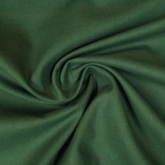 Canvas - uni dunkelgrün