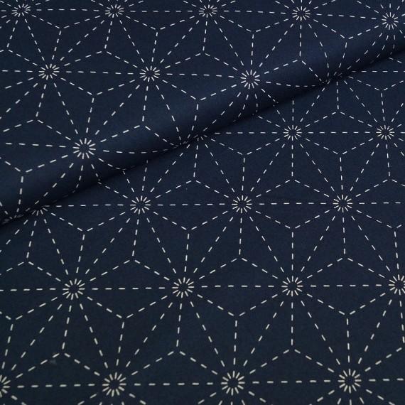 Baumwollstoff - Japanisches Muster