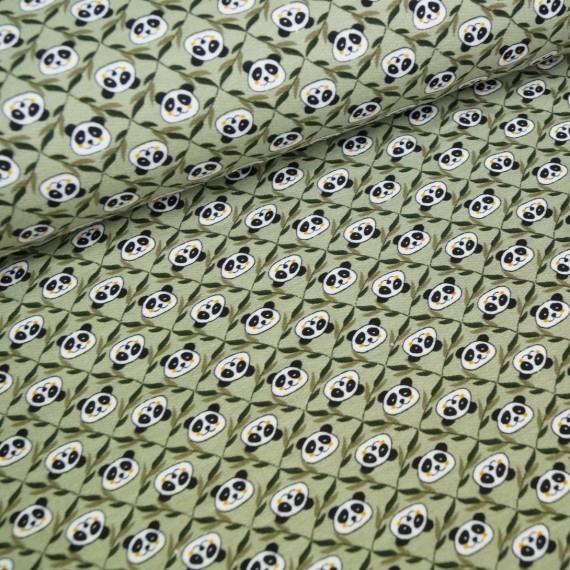 """Hilco Sweat """"Panda"""" - grün"""