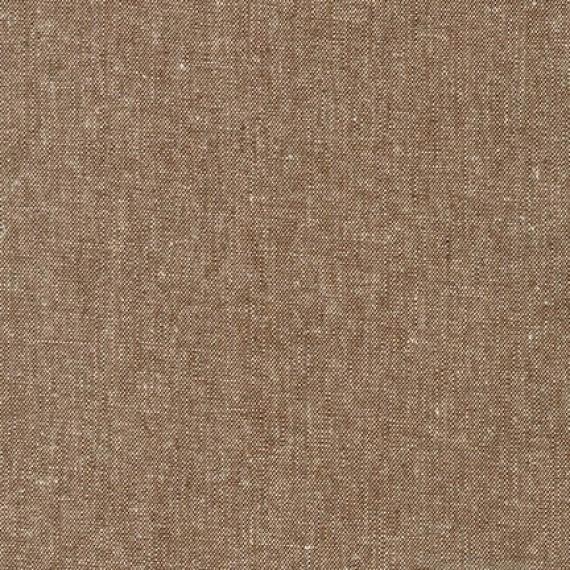 Robert Kaufman - Essex Yarn Dyed - nutmeg