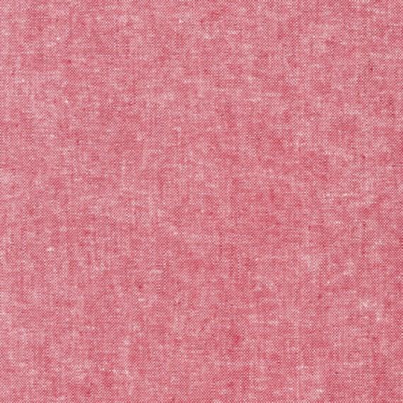 Robert Kaufman - Essex Yarn Dyed - Red