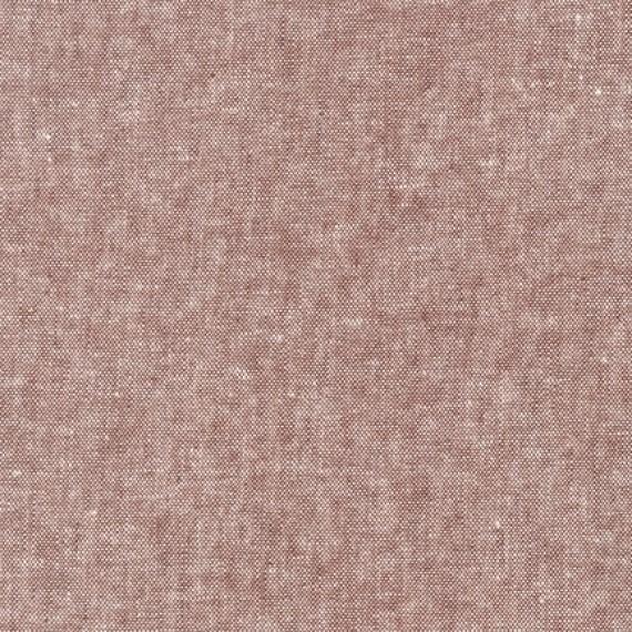 Robert Kaufman - Essex Yarn Dyed - rust