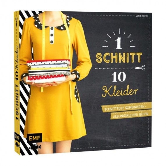 1 Schnitt - 10 Kleider