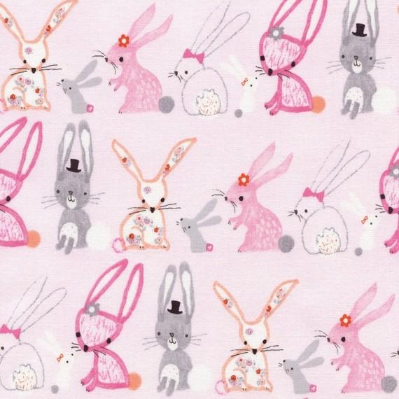 Timeless Treasures Bunny