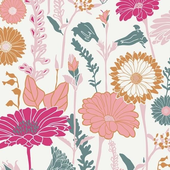 Art Gallery - Flower Field - Bachelorette Fusion
