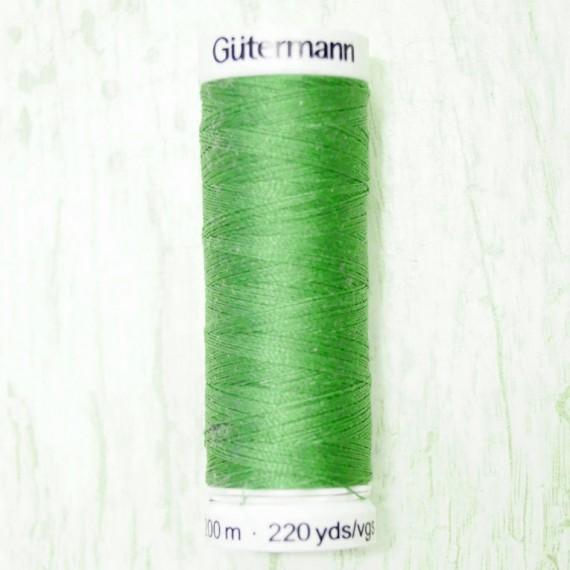 Gütermann Allesnäher Garn 200m col. 336 grasgrün