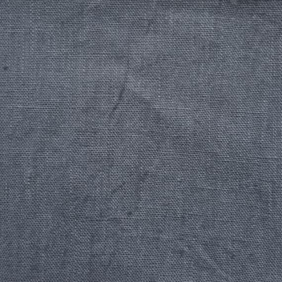 Beschichteter Leinen von AU Maison - denim blue