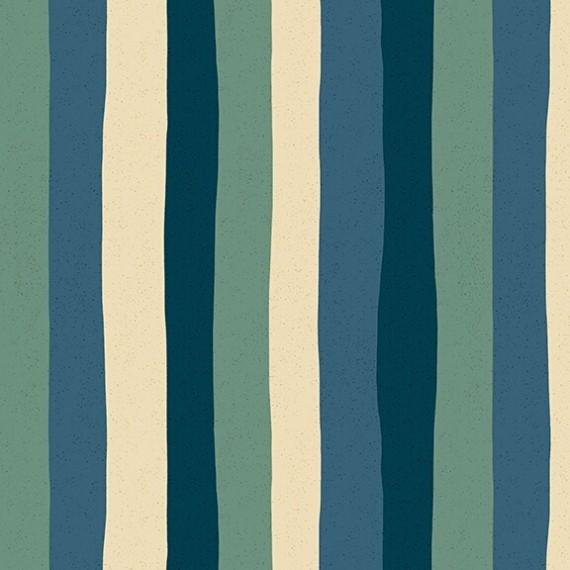 Andover / Makower - Perennial - Stripes