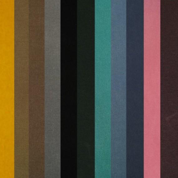 Oilskin in verschiedenen Farben