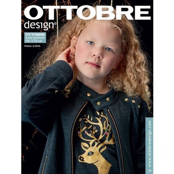 Ottobre kids fashion Größe 50-170 Winter 06/2016
