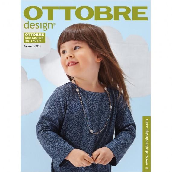 Ottobre kids fashion Größe 56-170 Herbst 04/2016