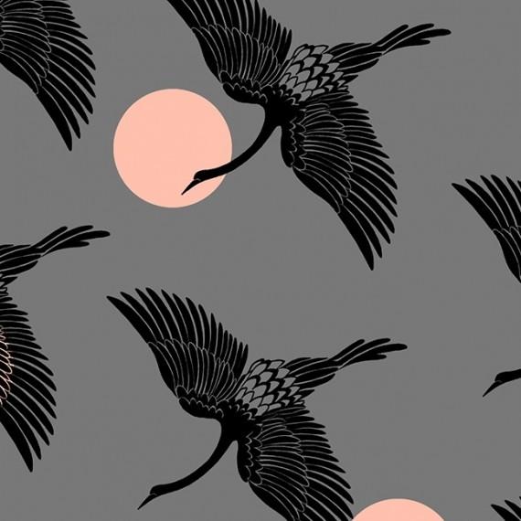 Florida - Ruby Star Society - Egrets - gray
