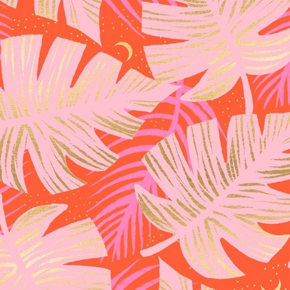 Florida - Ruby Star Society - Shade Palms - fire metallic