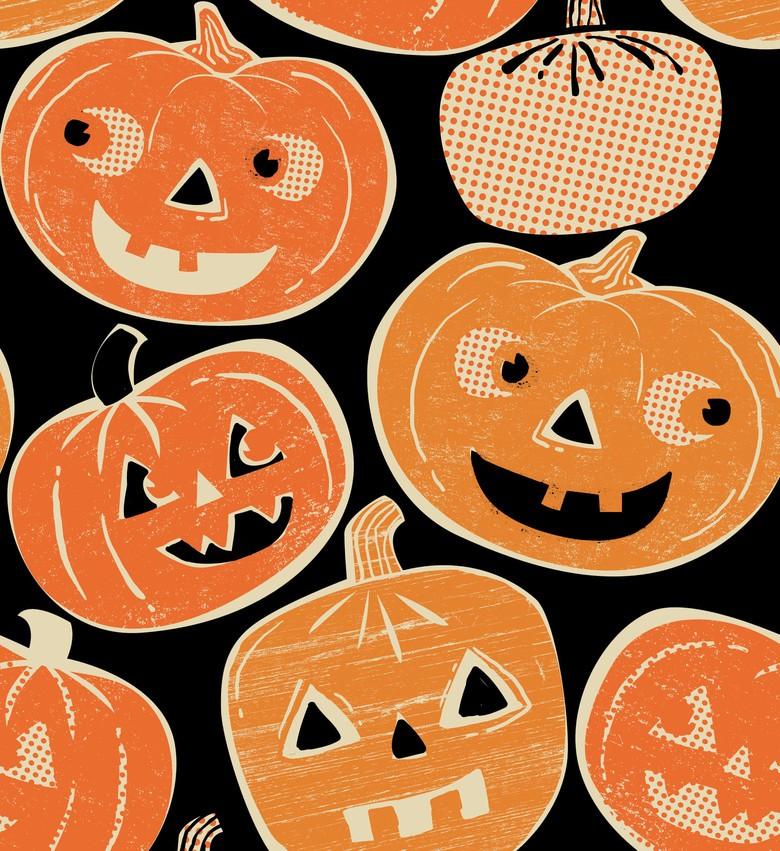 "Blend Halloween Kürbis ""Spooktacular"""