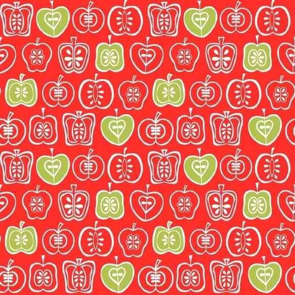 Makower - Juicy - Äpfel