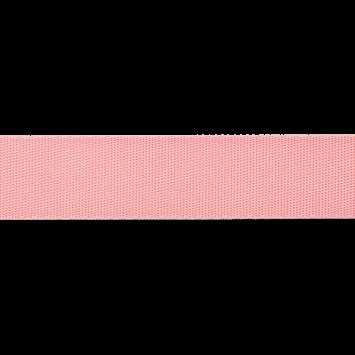Dünnes Taschengurtband 25mm breit - rosa