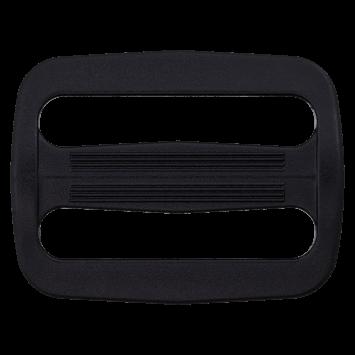 Versteller / Schieber schwarz 25mm