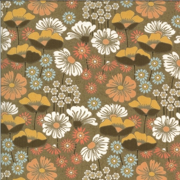 """Cortland"" - Golden Delicious - Moda Fabrics"