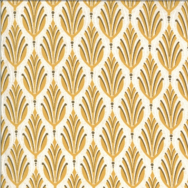 """Golden Delicious"" - Cider - Moda Fabrics"