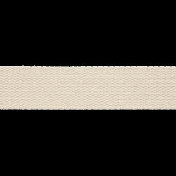 Baumwollgurtband 30mm - verschiedene Farben