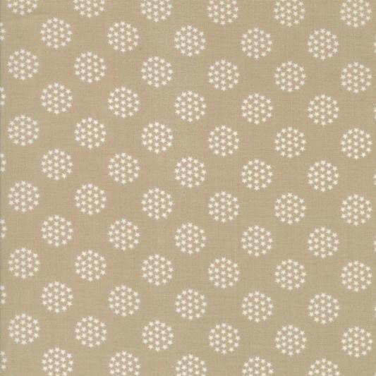 """Freedom"" beige - Sweetwater - Moda Fabrics"