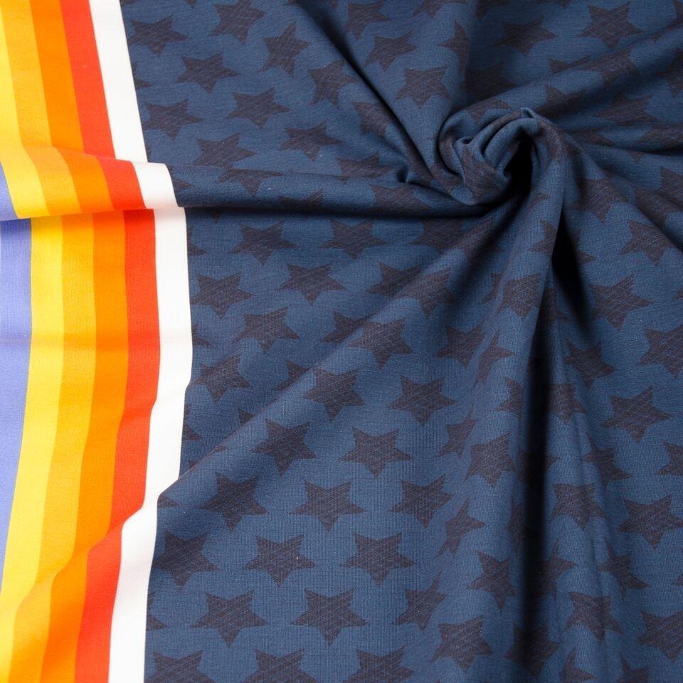 "Hilco Jersey ""Stars and Stripe"" dunkelblau"