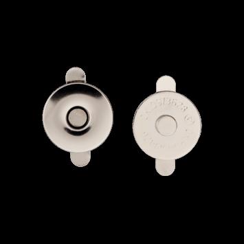 Magnetverschluß 18mm - silber