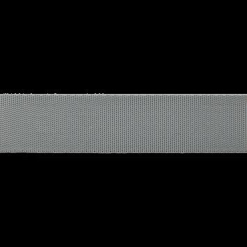 Dünnes Taschengurtband 25mm breit - grau