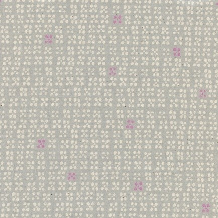 Cotton and Steel - Sunshine Beads - grau