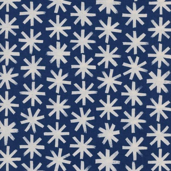 Cotton and Steel - Bluebird - Plink Plink natural