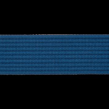 Gurtband 40mm breit - blau