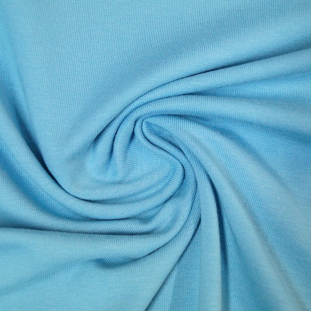 Delphinblauer T-SHirtjersey
